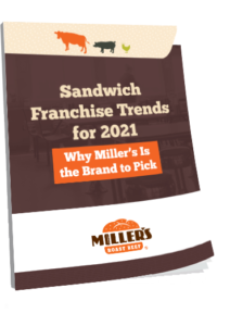 Sandwich Franchise Trends for 2021